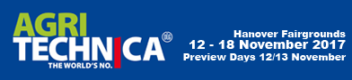 Rota at Agritechnica 2017, Hanover Fairgrounds, Germany
